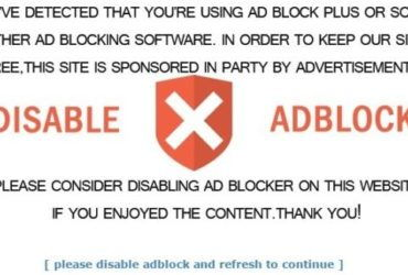 What is Adblock Warning Removal List And How To Add It In Your Browser 6
