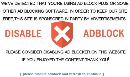 What is Adblock Warning Removal List And How To Add It In Your Browser 7