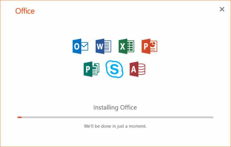 install visio 2016 after office 365