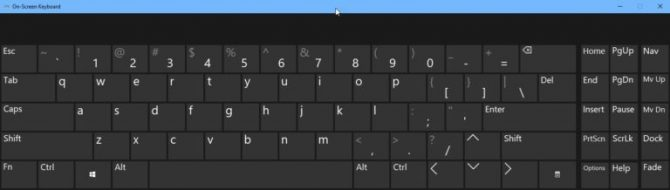 SwiftKey keyboard Windows 10 Version 1809