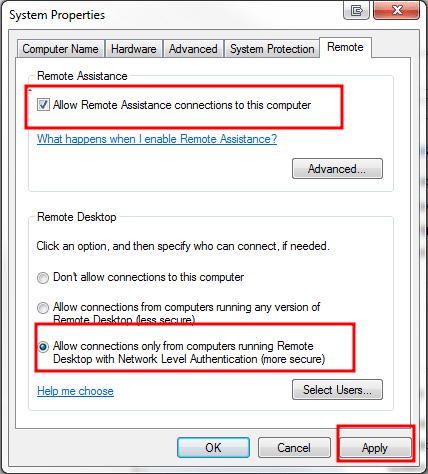 4 Ways To Fix Windows 10 Remote Desktop Not Working 1