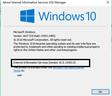 5 Ways To Check Installed Version of IIS in Windows 2
