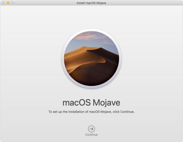 install macos mojave on pc without mac