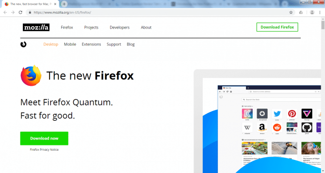 Download Firefox Offline Installers [All Versions]