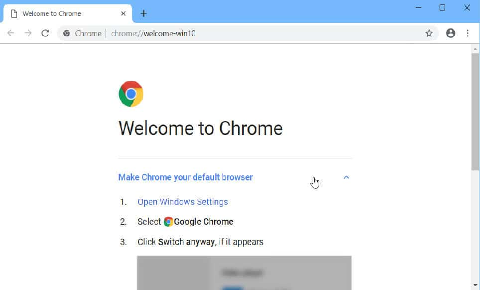 google chrome download for windows 10