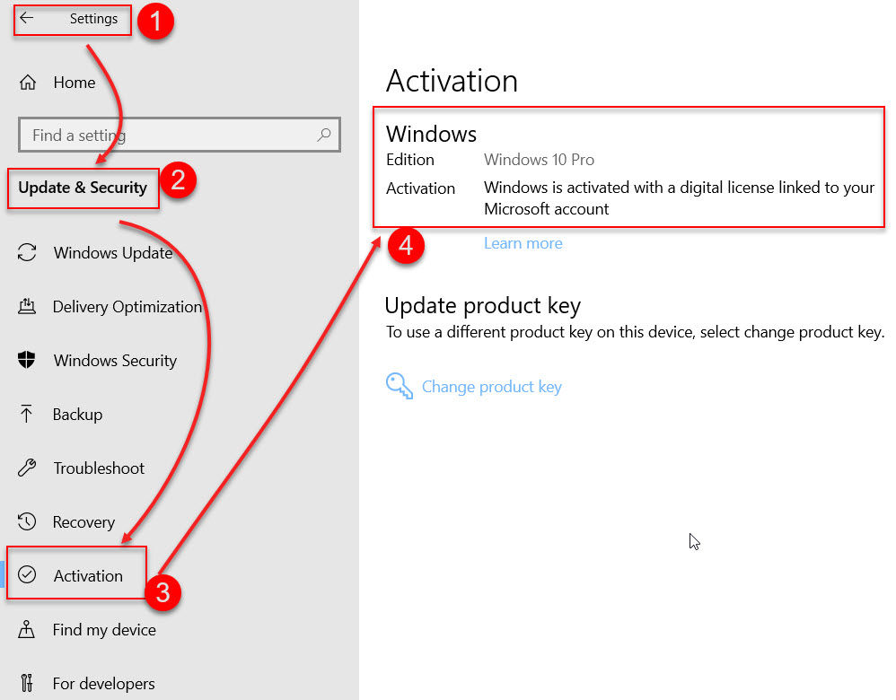 3 Ways To Check If Windows 10 Is Activated Properly