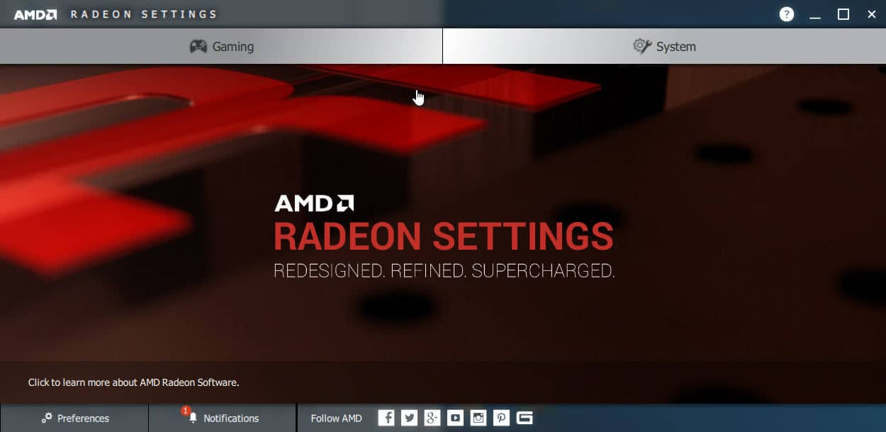 Fix Radeon Settings Version and Driver Version Do Not Match Error