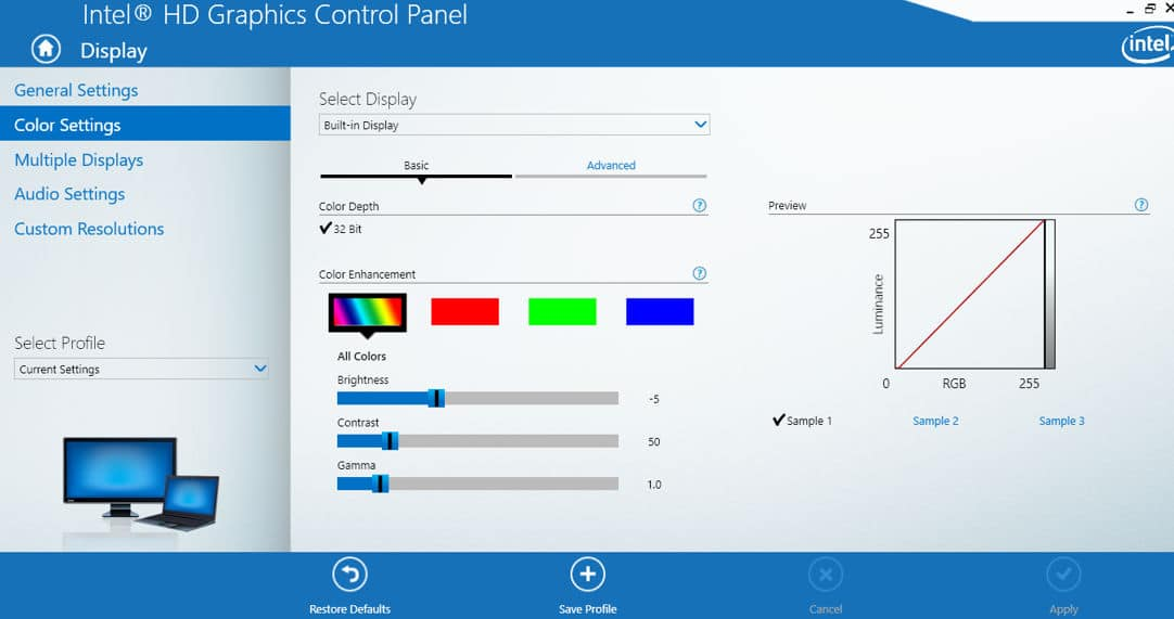 How To Easily Calibrate Windows 10 Monitor Colors, Brightness And Saturation