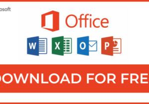 Download Microsoft Office for free