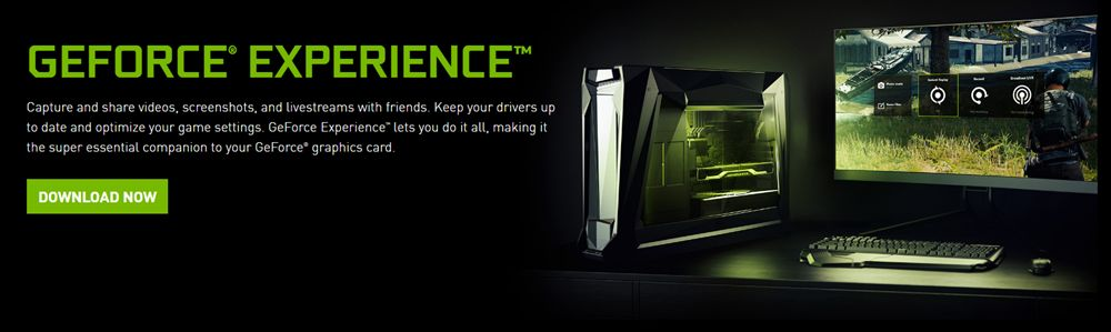 GeForce Experience 1