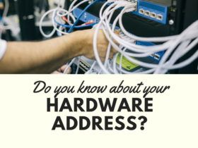 find mac address featured