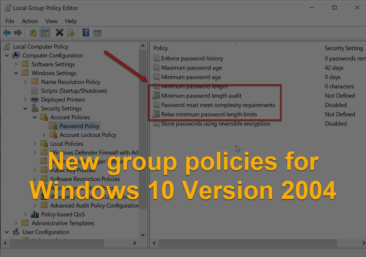 Download And Install Administrative (Admx) Templates for Windows 10 Version 2004