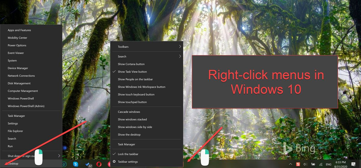 4 Ways To Fix Right-click Not Working on Taskbar And Start Menu In Windows 10