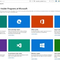 How To Join All Microsoft Insider Programs
