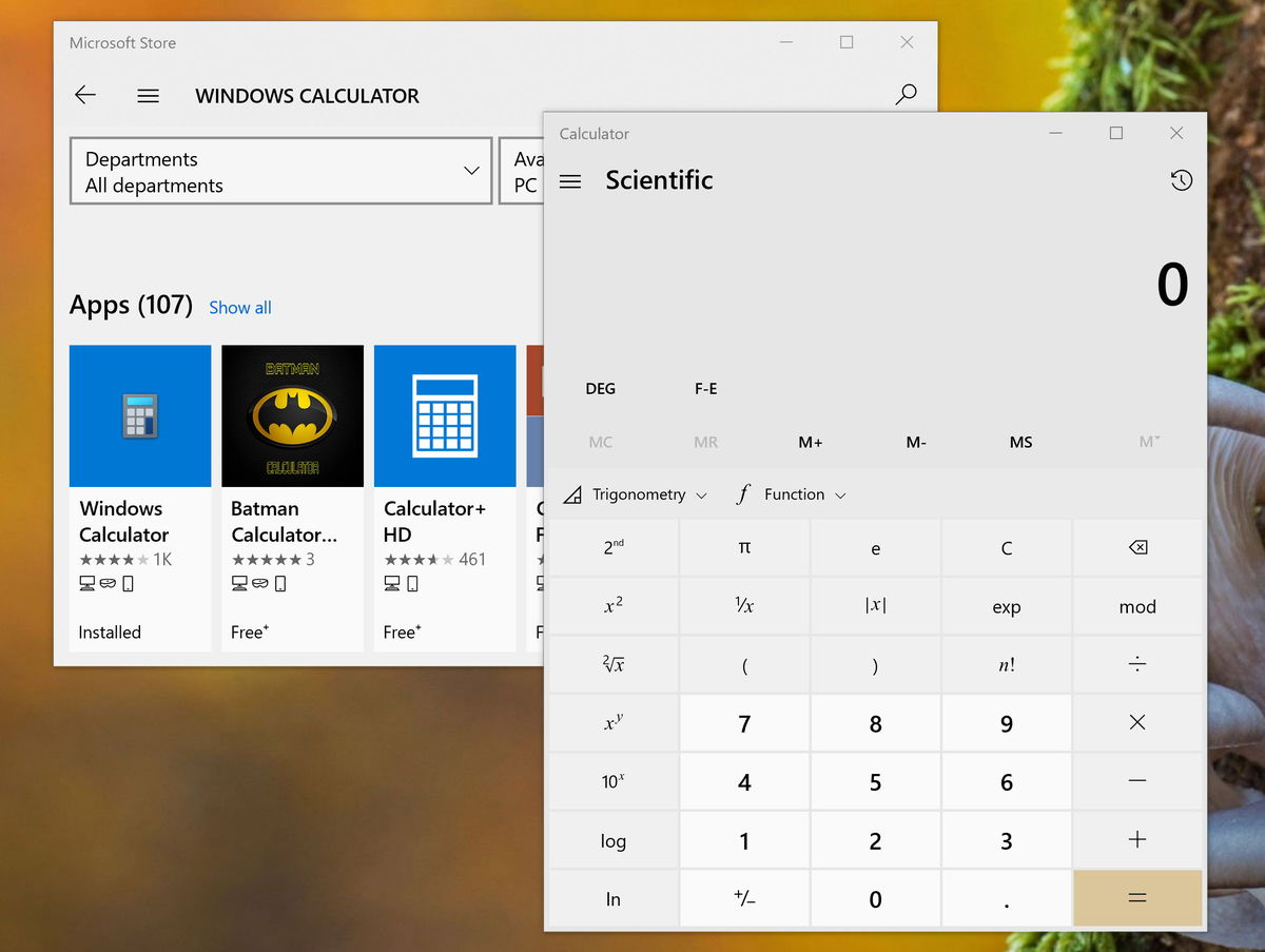 How to Fix Windows 10 Calculator Missing Or Uninstalled