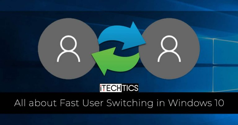 3 Ways to Disable Fast User Switching in Windows 10 11