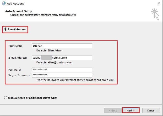 How to Change OST File Location In Microsoft Outlook (Without resync) 5