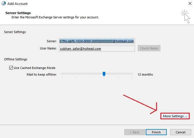 How to Change OST File Location In Microsoft Outlook (Without resync) 7