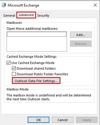 How to Change OST File Location In Microsoft Outlook (Without resync) 8