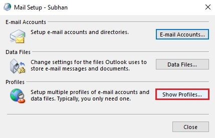 How to Change OST File Location In Microsoft Outlook (Without resync) 2