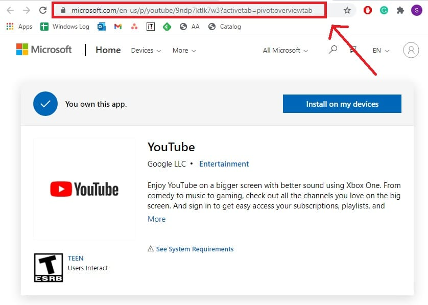 Download And Install Youtube App On Windows 10