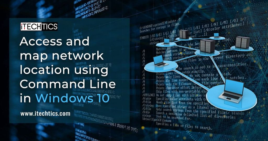 3 Ways to Access Network Path Using Command Line in Windows 10