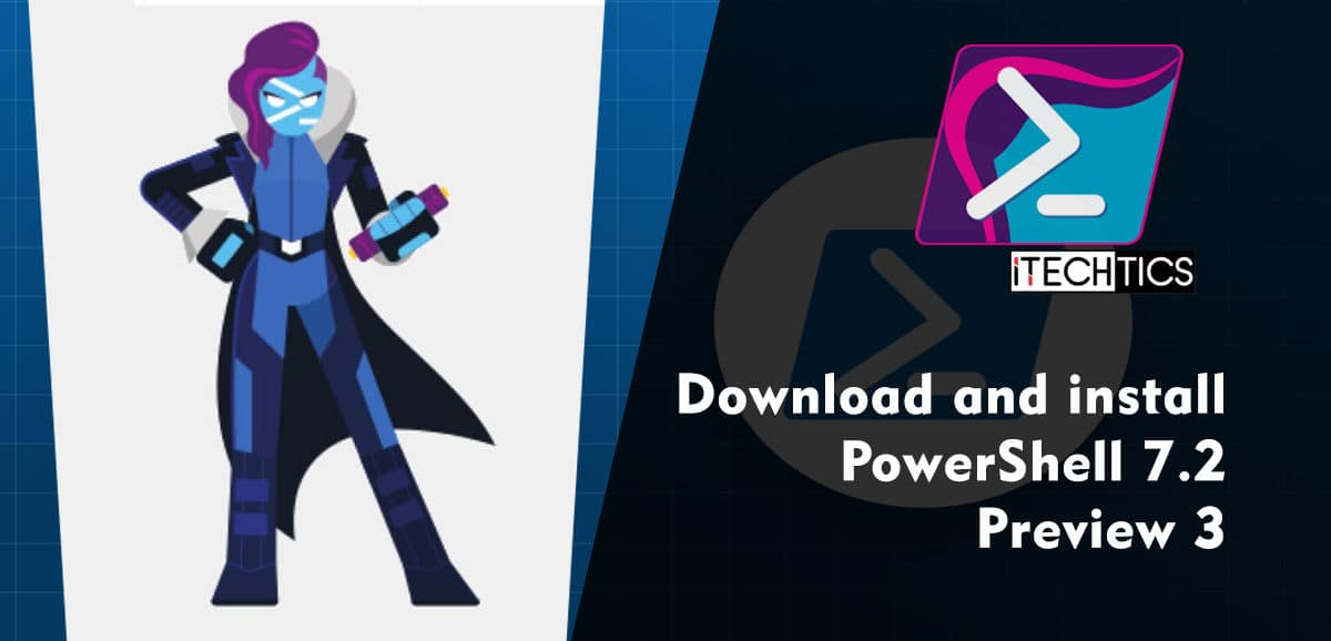 Download and install PowerShell 7 2 Preview 3