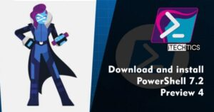PowerShell 7 2 Preview