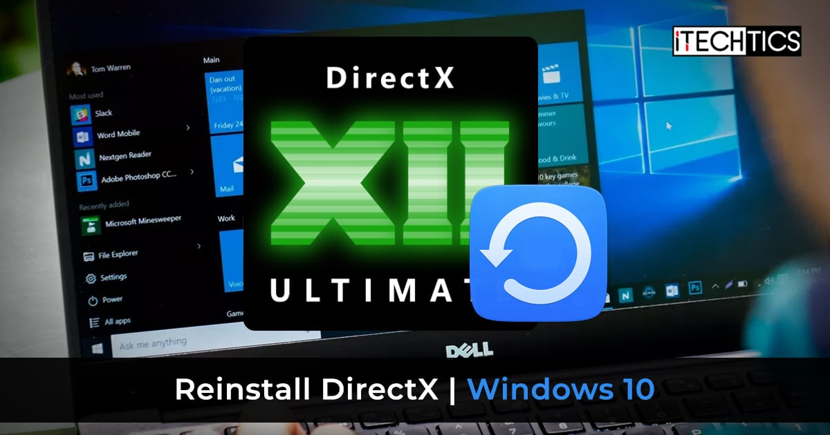 DirectX is a set of tools for enhancing different aspects of multimedia performance, including video playback, graphics, and sound.