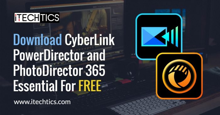 Download Cyberlink PowerDirector PhotoDirector Essential Free