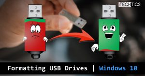 5 Ways to Format USB Drive in Windows 10