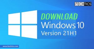 Download Windows 10 21H1 ISO Images
