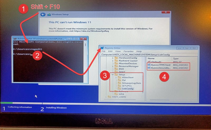 How To Install Windows 11 Without TPM And Secure Boot 3