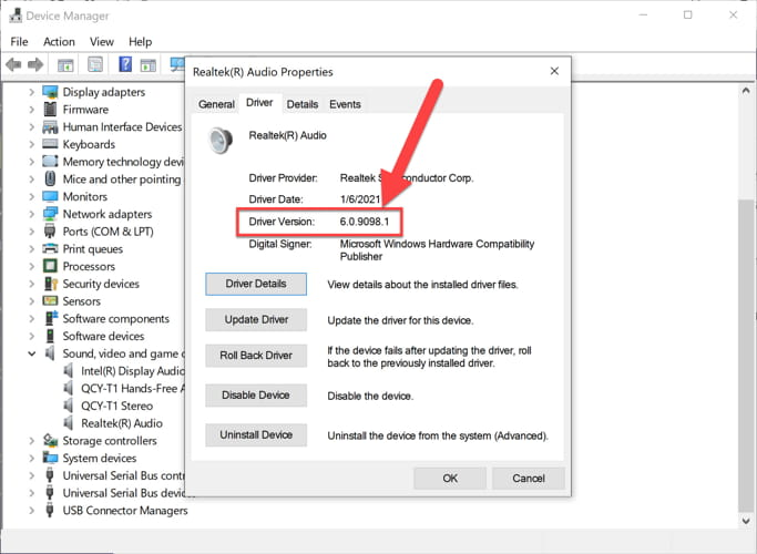 How to Download and Install Realtek HD Audio Manager And Driver for Windows 10 6