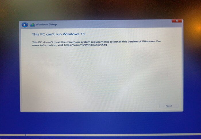 How To Install Windows 11 Without TPM And Secure Boot 2