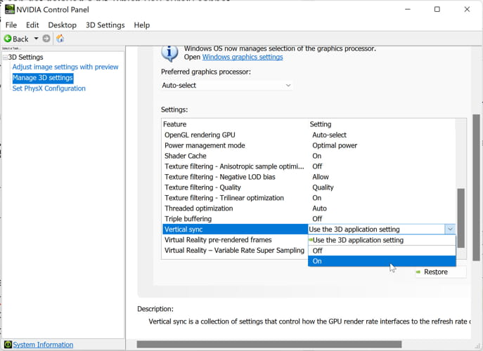 What is VSync and Should I Turn it On or Off? 3