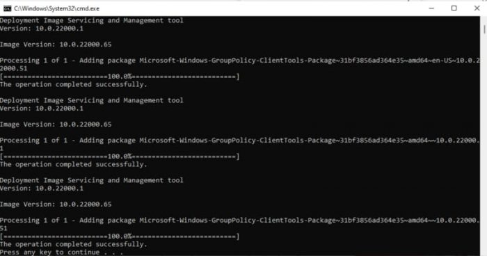 How To Enable Group Policy Editor (Gpedit.msc) in Windows 11 Home 4