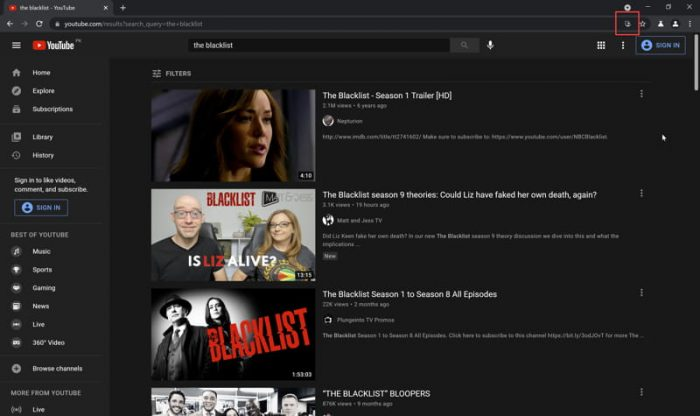 Download and Install YouTube App On Windows 10 4