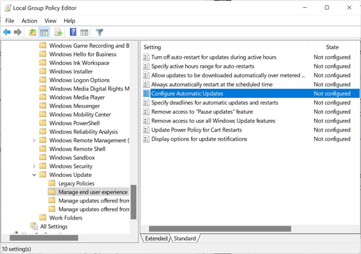 How To Disable Automatic Updates In Windows 11 3