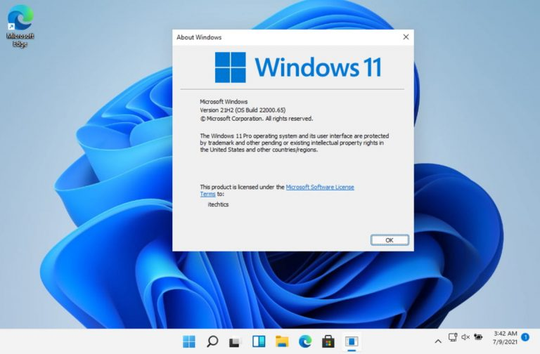 Windows 11 Build 22000.65 Improves Taskbar and Search Experience 15