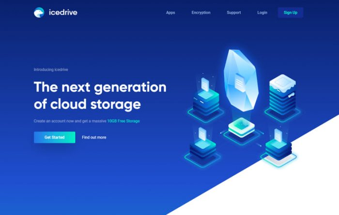 Best Free Cloud Storage Providers With Large Space 2