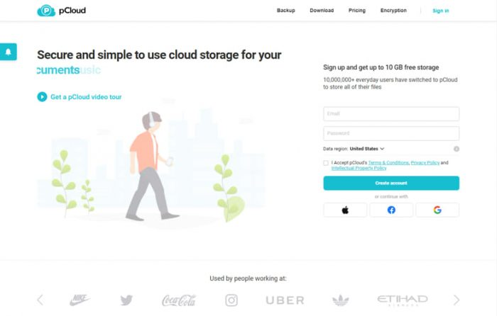 Best Free Cloud Storage Providers With Large Space 1