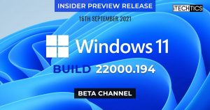 Windows 11 Build 22000.194 Comes With Updates to Snipping Tool, Calculator, Clock & Other Fixes