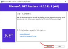 Download and Install .NET 6 Release Candidate 1 (Offline Installers)