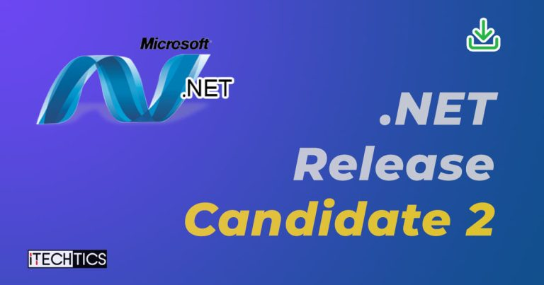 NET Release Candidate 2
